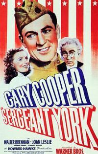 Sergeant York PAC movie