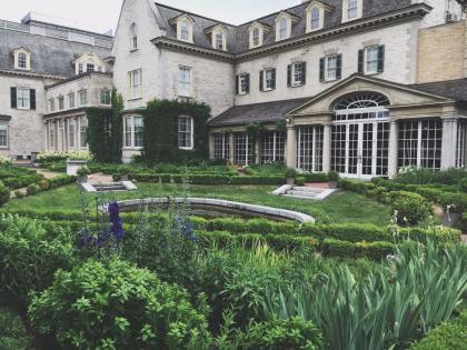 George Eastman Gardens