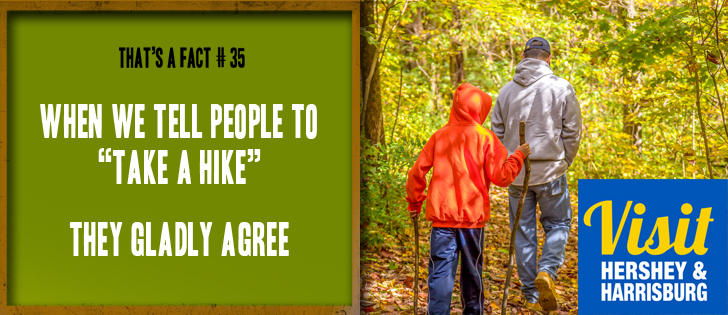 2015 Fall Campaign Billboard | Hike
