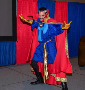 Grand Rapids Comic Con Dr. Strange