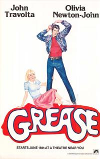 grease PAC movie poster