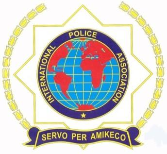 International Police Association Int'l Logo