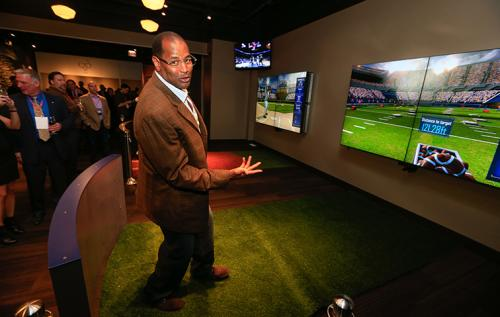 Hall of Legends at Chicago Sports Museum