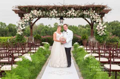 Jane Justin Wedding