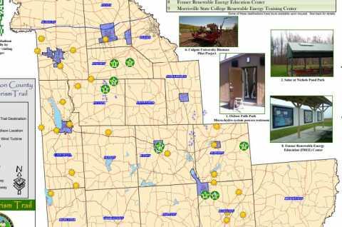 Madison County Eco-Tourism Trails