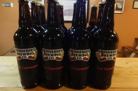 Henneberg Brewing Company