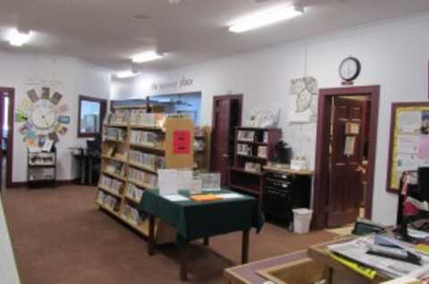New Woodstock Free Library