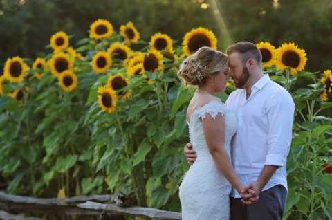 Our Farm Wedding