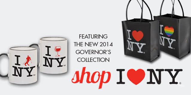 shop I love ny webstore