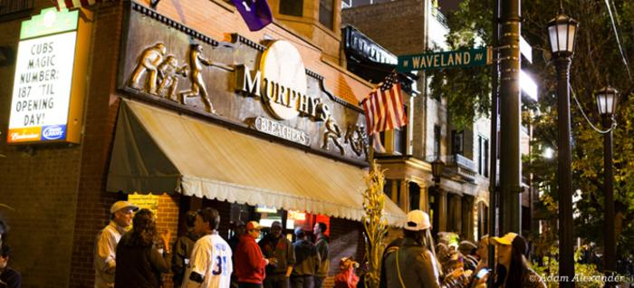 Murphy's Bleachers Chicago