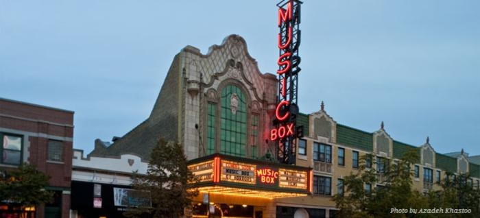 Music Box Theatre in Chicago