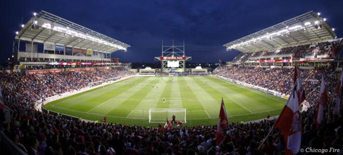 Toyota Park in Chicago