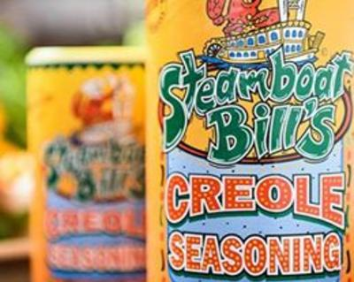 Steamboat Bill's Seasoning | Lake Charles, Louisiana