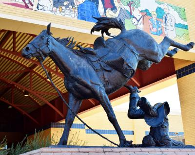 Fort Worth Public Art, Jack Bryant