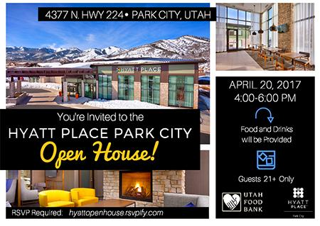 Open House at Hyatt Place April 2017