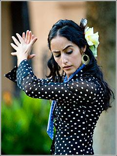 Flamenco dancer by Visit Albuquerque