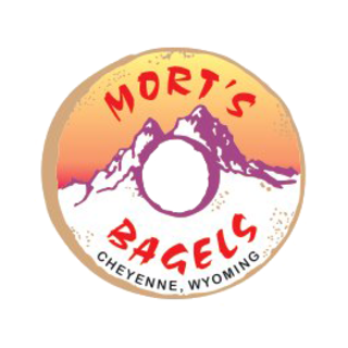 Mort's Bagel logo