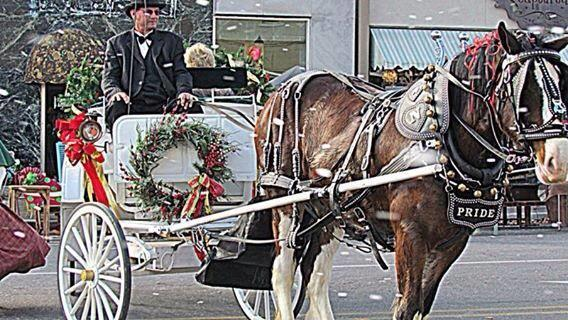 It's a Dickens Christmas, Y'all! in Tuscumbia