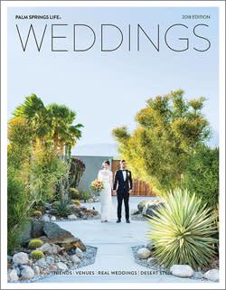 Palm Springs Life Wedding Guide