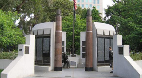 Vietnam Veterans Memorial 02