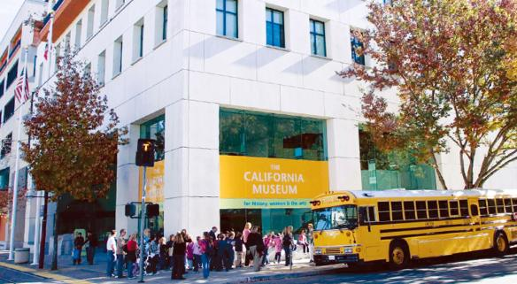 The California Museum at 1020 O Street