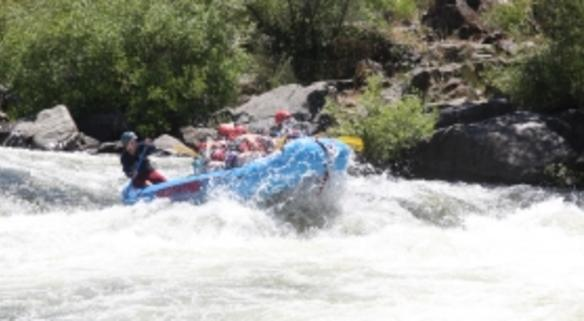 Earthtrek Raft