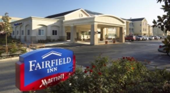 Fairfield Inn Cal Expo
