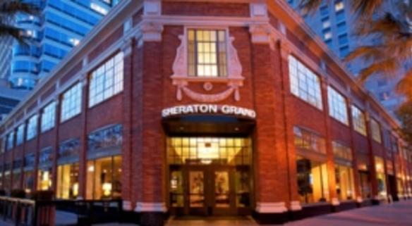 Sheraton Grand CRM