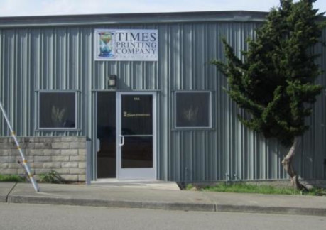 Times Printing building