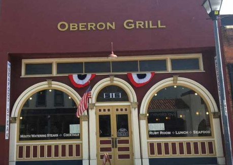 historic Oberon Grill