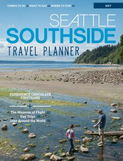Seattle Southside Travel Planner Cover