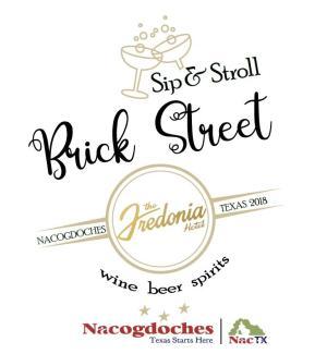 Brick Street Sip & Stroll logo