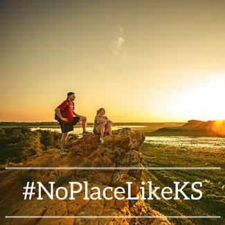 #NoPlaceLikeKS Box