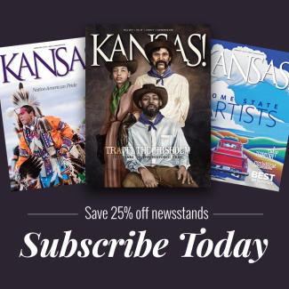 Kansas! Ad