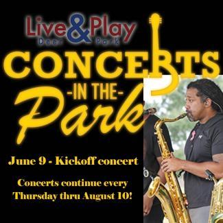 Deer Park - Concerts in the Park