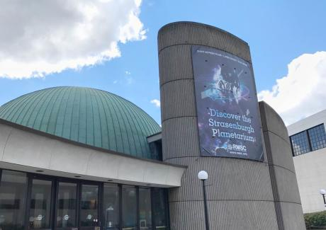Strasenburgh Planetarium at the Rochester Museum & Science Center