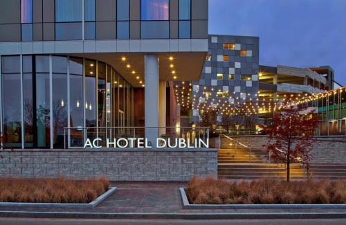 AC Hotel Dublin Sign