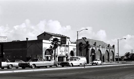The Golden Bear in 1960