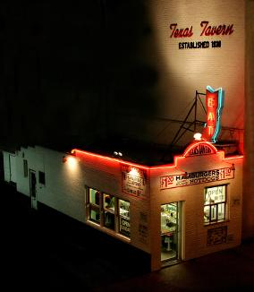 Texas Tavern - Famous Food