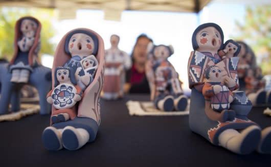 Jemez Pueblo Arts