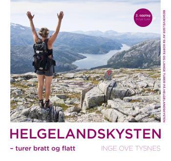 Turforslag basert på boka Helgelandskysten bratt og flatt