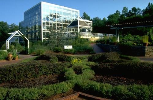State Botanical Garden Visitors Center mid res