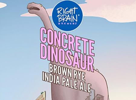 Copy of Concrete Dinosaur