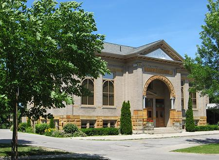 The Carnegie Library Building