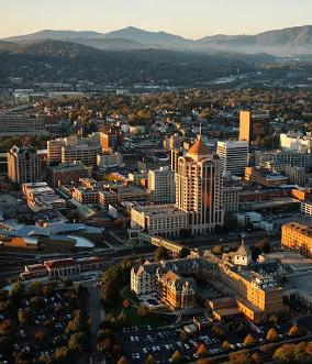 Downtown Roanoke