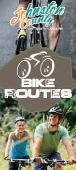 Bike Routes Brochure Cover