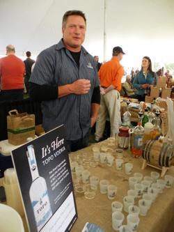 Scott Maitland TOPO Distillery
