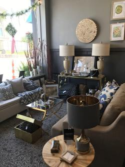 Home furnishings and decor at Sage Home in Danville