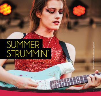 Summer strummin