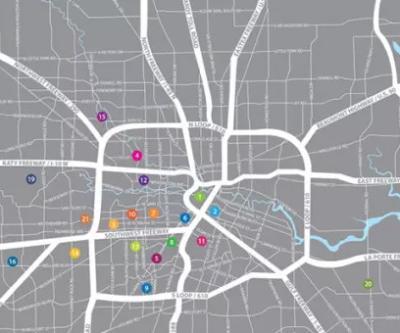 Overview of Houston Neighborhoods